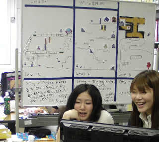University of Shizuoka Game Camp 2011