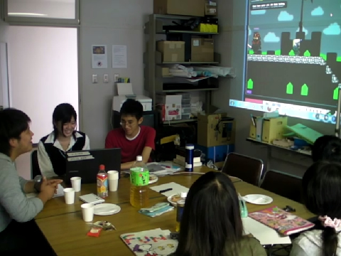 University of Shizuoka Game Camp 2012